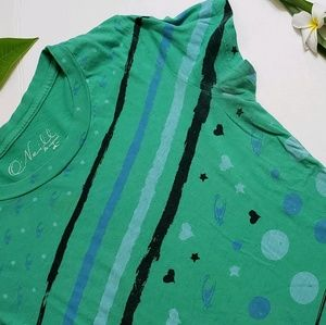 Teal/ Patterned Tee | O'Neill